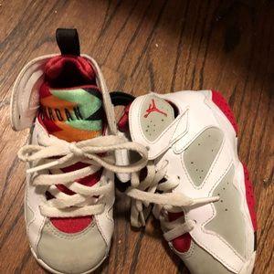 Jordan child sneakers